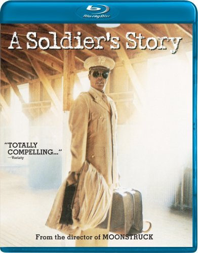 Soldier's Story Washington Caesar Rollins Blu Ray Ws Pg