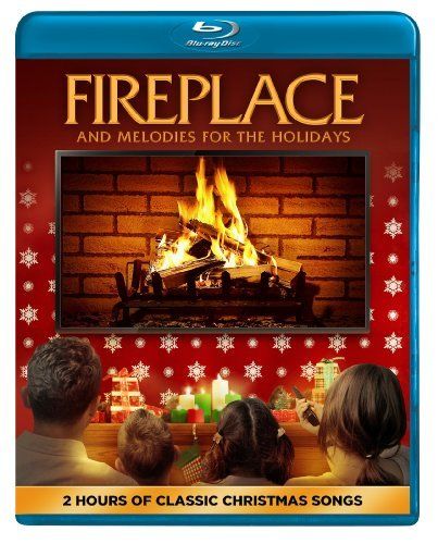 Fireplace & Melodies For The H Fireplace & Melodies For The H Blu Ray Ws Nr