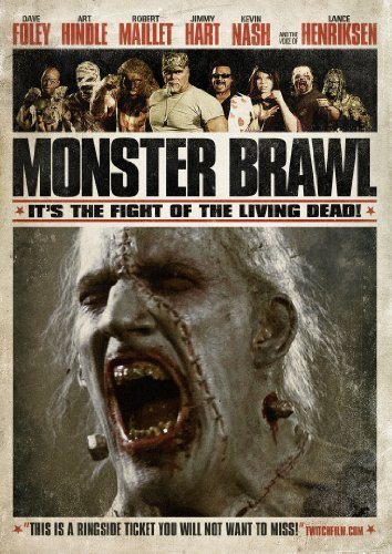 Monster Brawl Foley Hindle Maillet Ws Nr