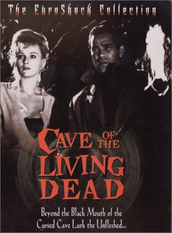 Cave Of The Living Dead Hoven Remberg Mohner Preiss DVD R Bw Ws Nr