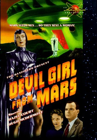 Devil Girl From Mars Court Mcdermott Reynolds Bw Nr