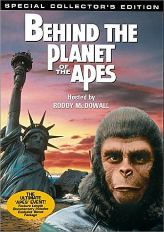 Behind The Planet Of The Apes Mcdowall Roddy Clr St Nr 2 DVD Coll. Ed.