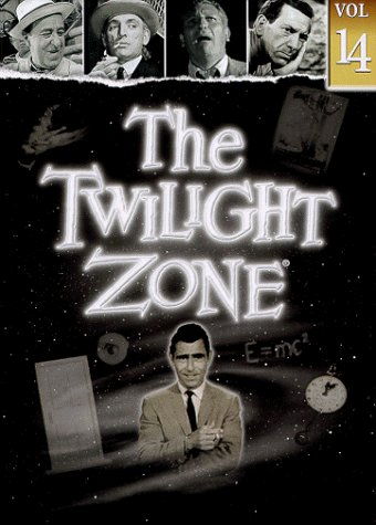 Twilight Zone Vol. 14 Episodes 2 38 67 121 Bw Nr