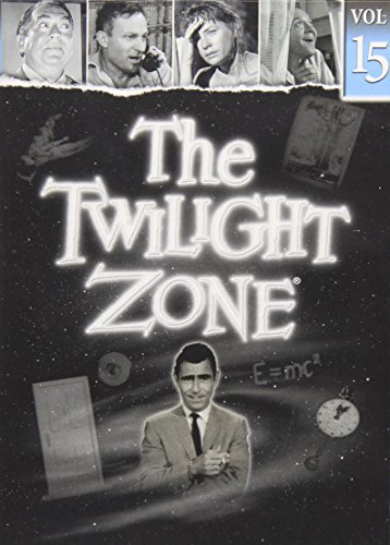 Twilight Zone Vol. 15 Episodes 6 39 75 124 Bw Dss Keeper Nr