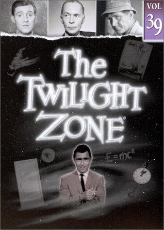 Twilight Zone Twilight Zone Vol. 39 Episode Bw Nr