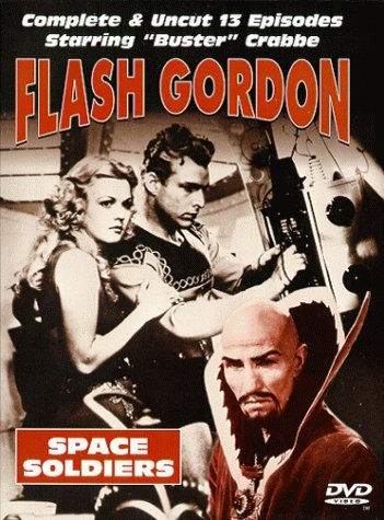 Space Soldiers Flash Gordon Bw Nr