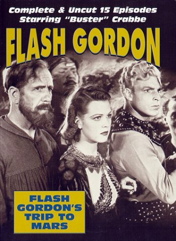 Flash Gordon Flash Gordon Trip To Mars Bw Nr