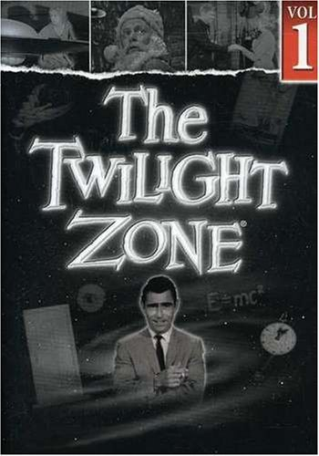 Twilight Zone Volume 1 DVD Nr