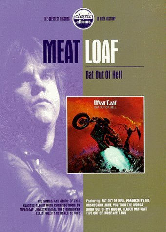 Bat Out Of Hell Meat Loaf Clr St Nr