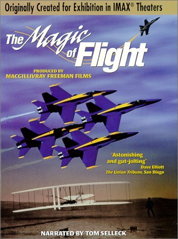 Imax Magic Of Flight Clr Nr