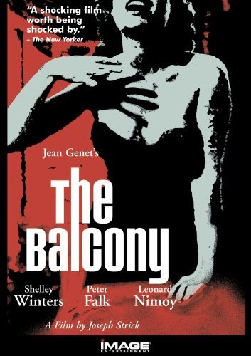 Balcony Winters Falk Grant Nimoy Made On Demand Nr