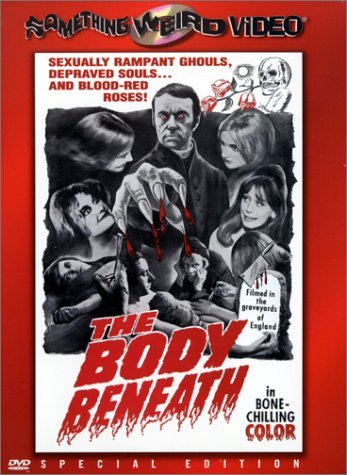 Body Beneath Reed Scarvellis Heard Gordon DVD R Nr Spec. Ed.