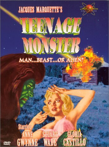 Teenage Monster Gwynne Wade Castillo DVD R Bw Nr