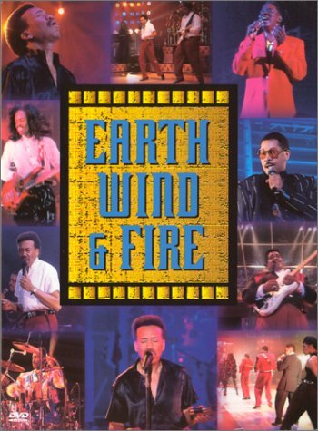 Earth Wind & Fire Live Nr