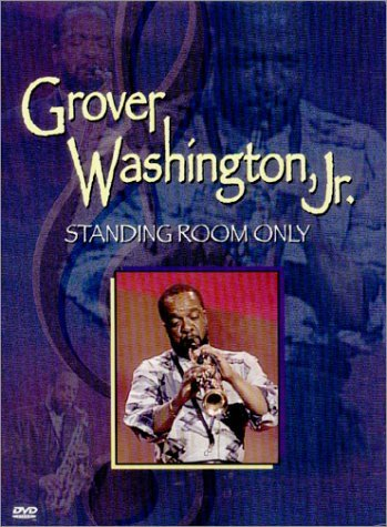 Washington Grover Jr. Standing Room Only DVD R Nr