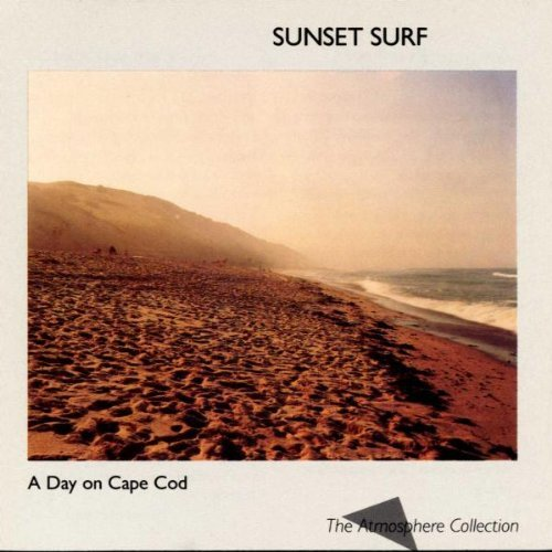Day On Cape Cod Sunset Surf Atmosphere Collection