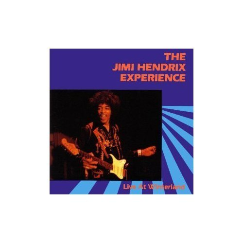 Hendrix Jimi Live At Winterland