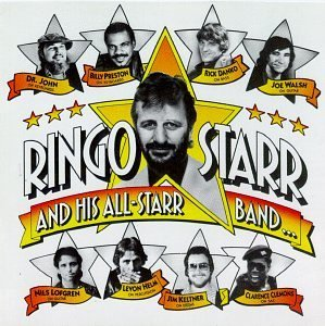Ringo & His All Starr Ba Starr Ringo Starr & All Starr Band