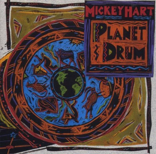 Hart Mickey Planet Drum