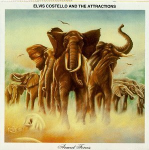 Elvis & Attractions Costello Armed Forces Incl. Bonus Tracks
