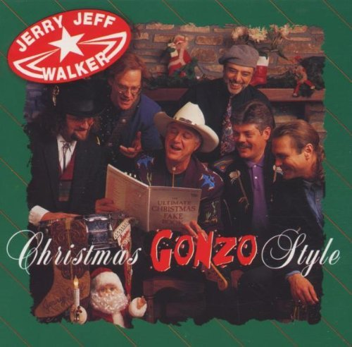 Jerry Jeff Walker Christmas Gonzo Style