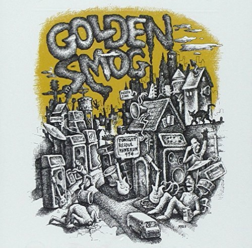 Golden Smog On Golden Smog