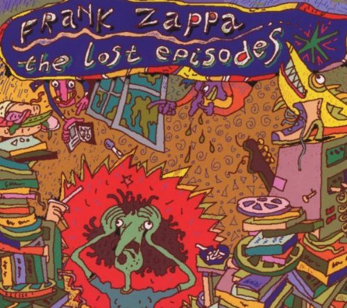 Zappa Frank Lost Episodes Incl. 52 Pg. Booklet