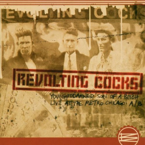 Revolting Cocks You Goddamned Son Of A Bitch L 2 CD Set