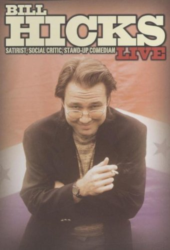 Live Satirist Social Critic St Hicks Bill Hicks Bill