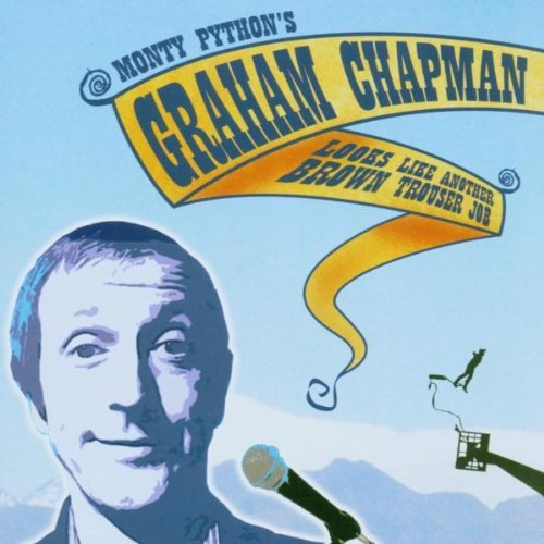 Monty Python's Graham Chapman Looks Like Another Brown Trous