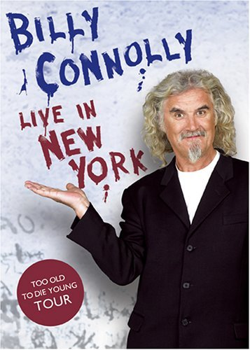Billy Connolly Live In New Yor Connolly Billy Nr
