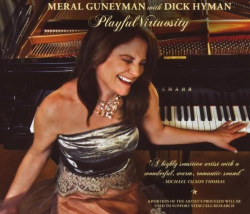 Guneyman Meral & Dick Hyman Playful Virtuosity