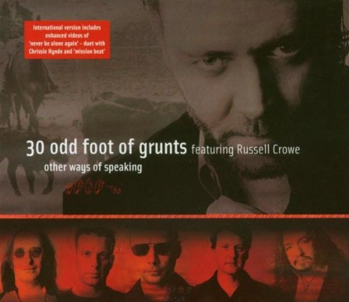 Thirty Odd Foot Of Grunts Feat Othe R Ways Of Speaking Import Gbr