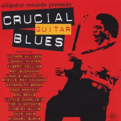 Crucial Guitar Blues Crusical Guitar Blues Allison Collins Mack Winter