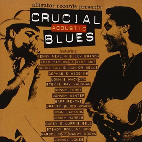 Crucial Acoustic Blues Crucial Acoustic Blues