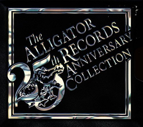Alligator Records 25th Anniver Alligator Records 25th Anniver Musselwhite Williamson Taylor 2 CD