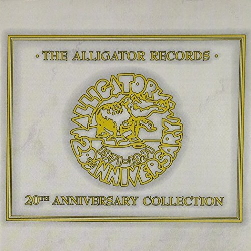 Alligator Records Alligator Records 20th Anniver 2 CD Set