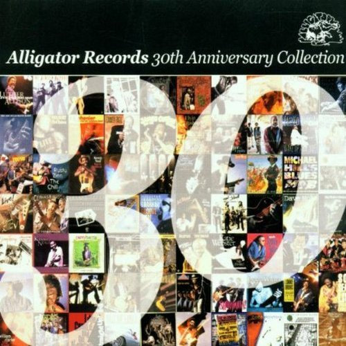 Alligator Records 30th Anniver Alligator Records 30th Anniver 2 CD Set