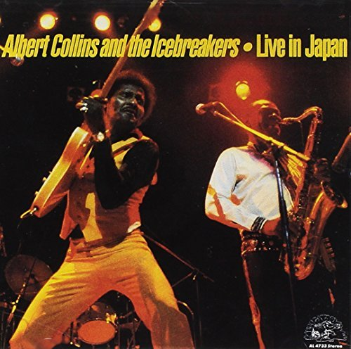 Albert Collins Live In Japan