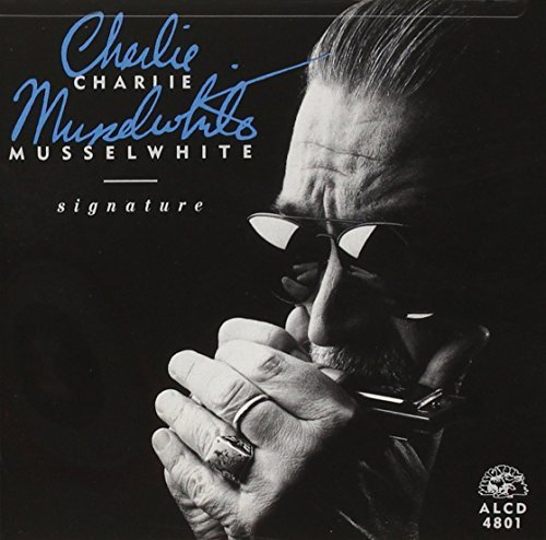 Charlie Musselwhite Signature