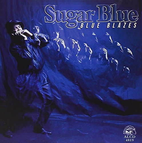 Sugar Blue Blue Blazes
