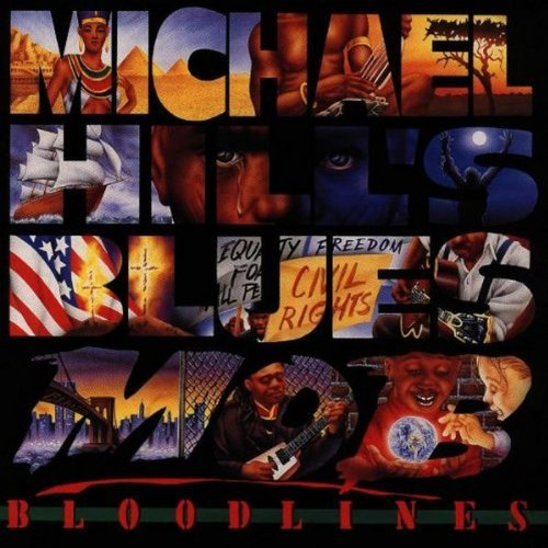 Michael & Blues Mob Hill Bloodlines Bloodlines