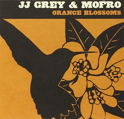 Jj & Mofro Grey Orange Blossoms