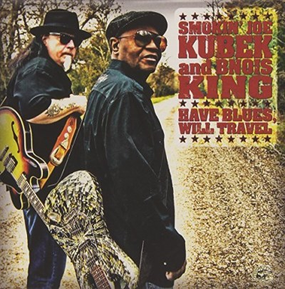 Smokin' Joe Band & Bnois Kubek Have Blues Will Travel