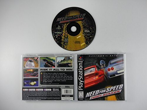 Psx Need For Speed High Stakes E