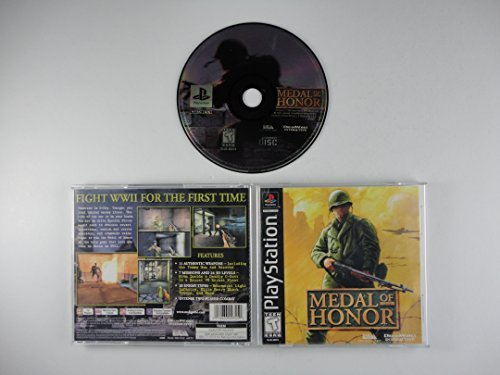 Psx Medal Of Honor T