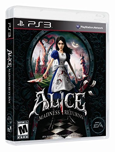 Ps3 Alice The Madness Returns Electronic Arts M
