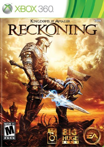 Xbox 360 Kingdoms Of Amalur Reckoning Electronic Arts M