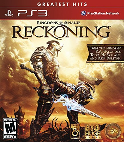 Ps3 Kingdoms Of Amalur Reckoning Electronic Arts M