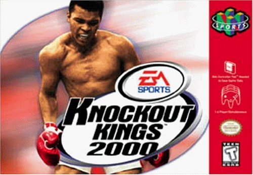 Nintendo 64 Knockout Kings 2000 T